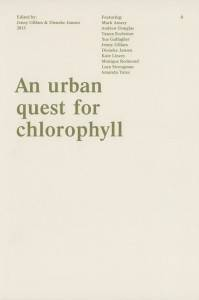 Cover, An urban quest for chlorophyll